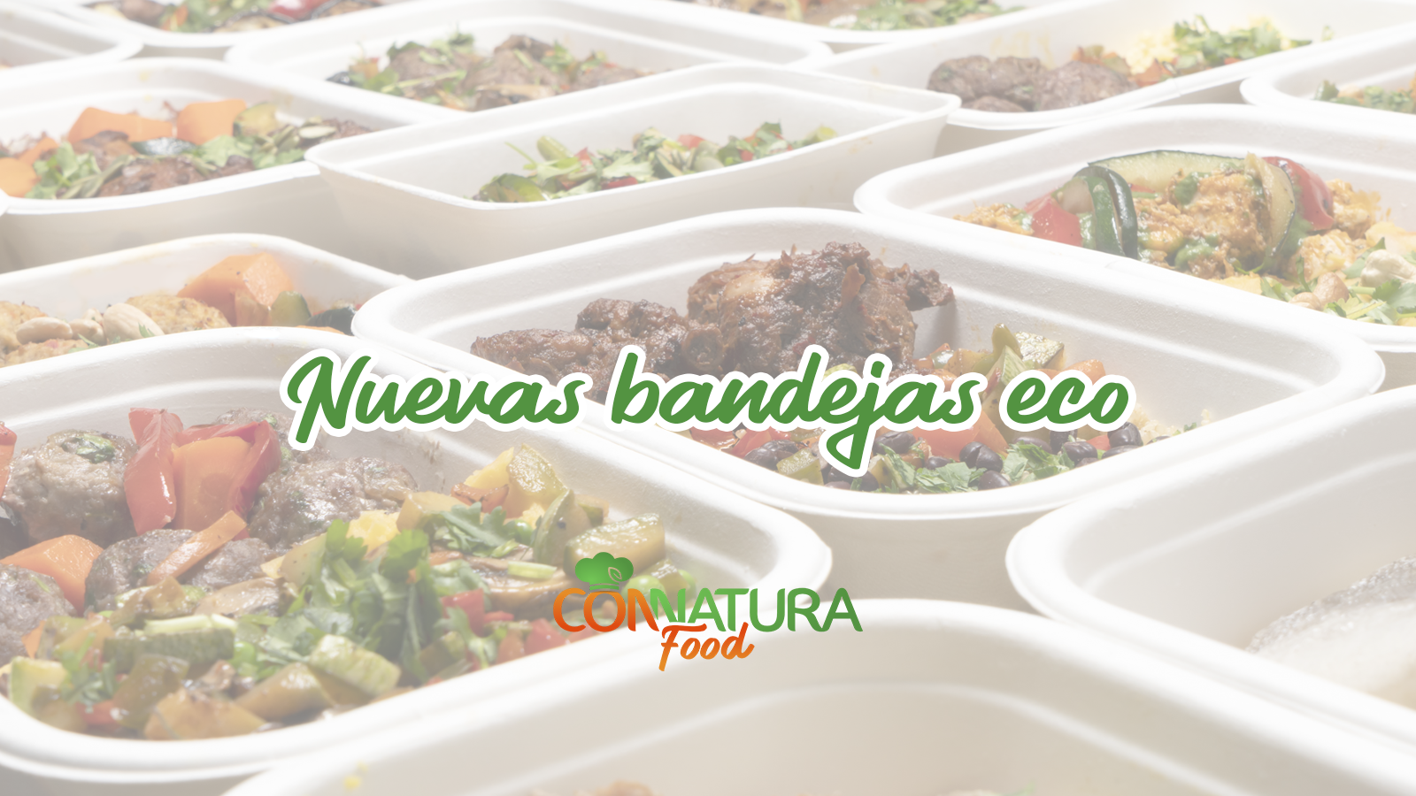 bandejas eco Connatura Food
